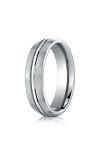 Forge Titanium Wedding Band TI560T