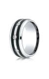 Forge Cobalt Wedding Band CF995623CC