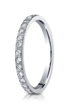 Benchmark Diamond Wedding Band 522721HF14KW