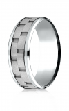 Forge Cobalt Wedding Band CF68943CC