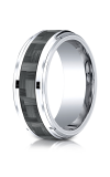 Forge Cobalt Wedding Band CF69488CFCC