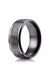 Forge Titanium Wedding Band TICF69100BKT