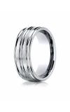Forge Cobalt Wedding Band RECF58180PD