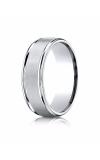 Benchmark Design Wedding Band RECF7702S14KW