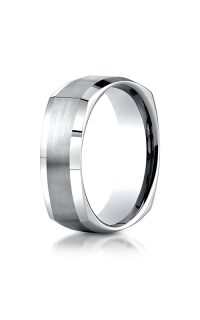 Benchmark Men's Wedding Bands of Benchmark Design Collection CF8760014KW