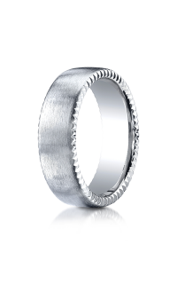 Benchmark Men's Wedding Bands of Benchmark Design Collection CF71752514KW