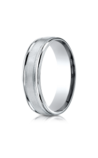 Benchmark Men's Wedding Bands of Benchmark Design Collection RECF7601S14KW