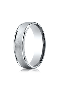 Benchmark Men's Wedding Bands of Benchmark Design Collection RECF760214KW