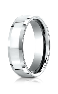 Benchmark Men's Wedding Bands of Benchmark Design Collection CF6642614KW
