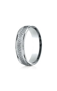 Benchmark Men's Wedding Bands of Benchmark Design Collection RECF84635814KW