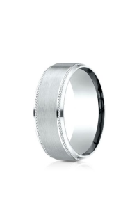 Benchmark Men's Wedding Bands of Benchmark Design Collection CF6832114KW