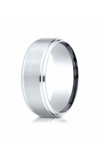 Benchmark Men's Wedding Bands of Benchmark Design Collection CF6848614KW