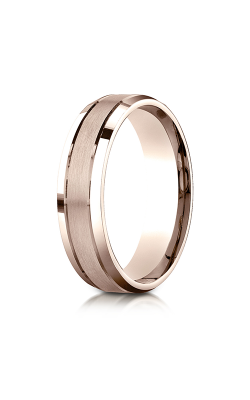 Benchmark Design Wedding Band CF6643614KR