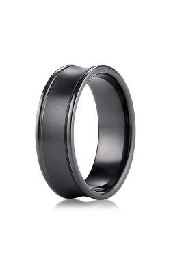 Benchmark Wedding Band Titanium TIRECF87500BKT product image