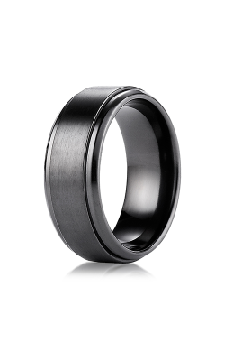 Benchmark Titanium Wedding Band TICF69486BKT product image