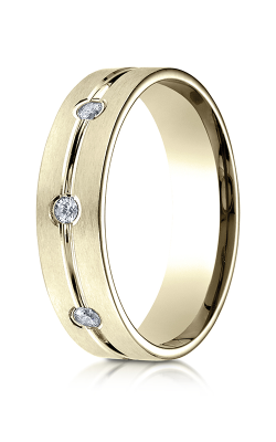 Benchmark Diamond Wedding Band CF52612818KY