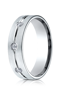 Benchmark Diamond Wedding Band CF526128PD