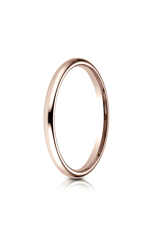 Benchmark Standard Comfort-Fit Wedding band LCF12014KR product image