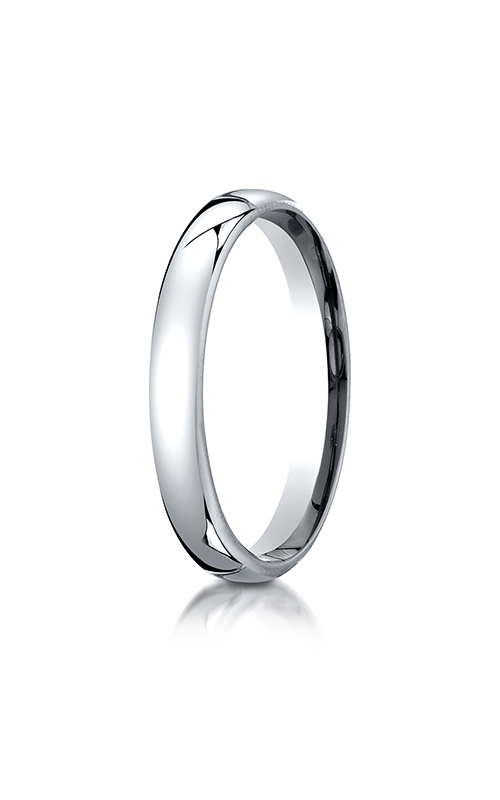 Benchmark European Comfort-Fit Wedding band PTEUCF135PT product image