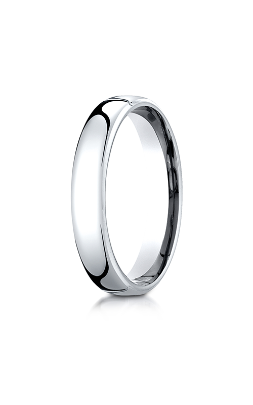 Benchmark European Comfort-Fit Wedding band PTEUCF145PT product image