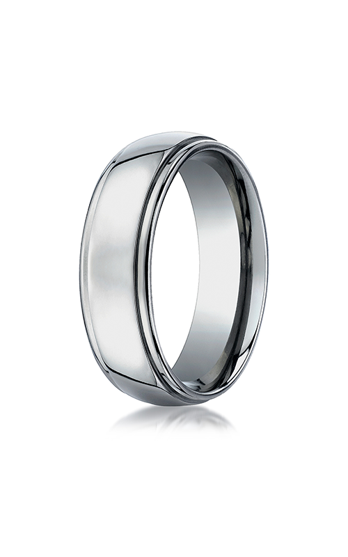 Benchmark Titanium Wedding band TI570T product image