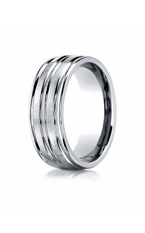 Benchmark Cobalt Wedding band RECF58180PT product image