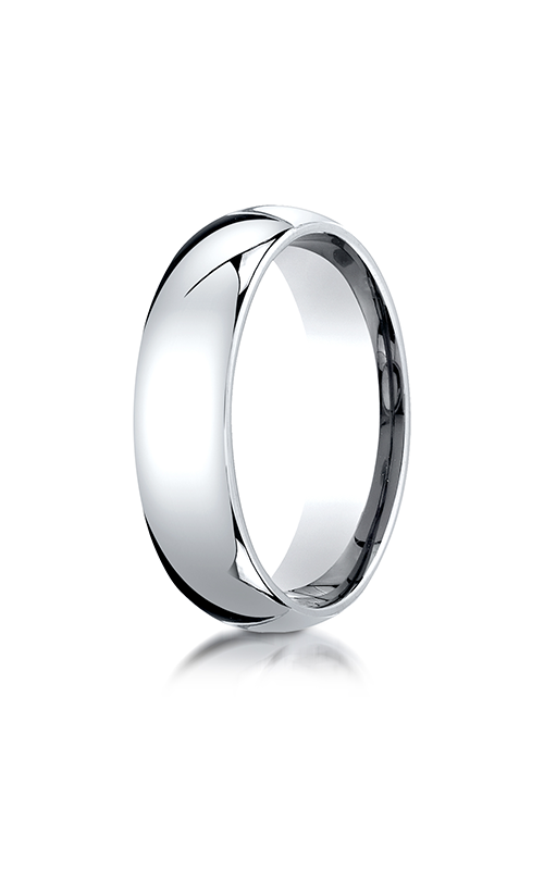 Benchmark Standard Comfort-Fit Wedding band LCF16018KW product image