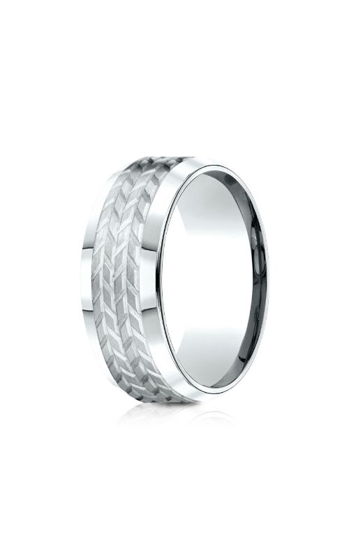Benchmark Design Wedding band CF68339PT product image