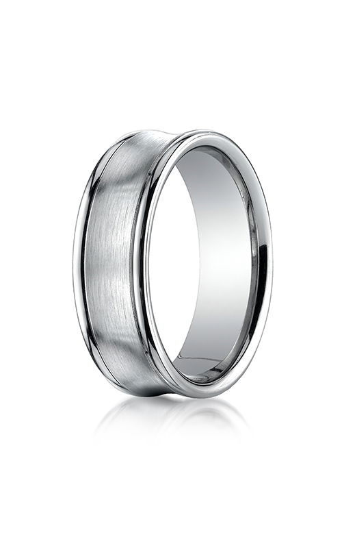 Benchmark Design wedding band RECF87500PT product image
