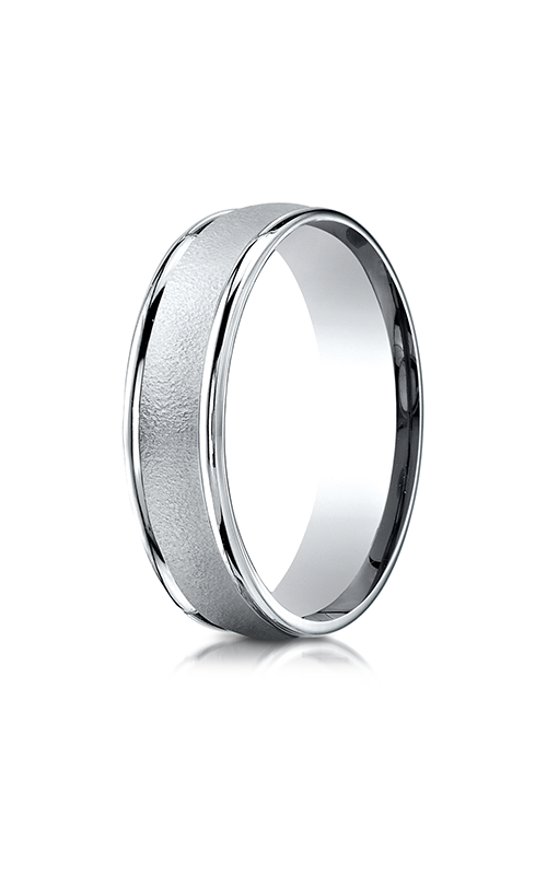 Benchmark Design wedding band RECF7602PT product image