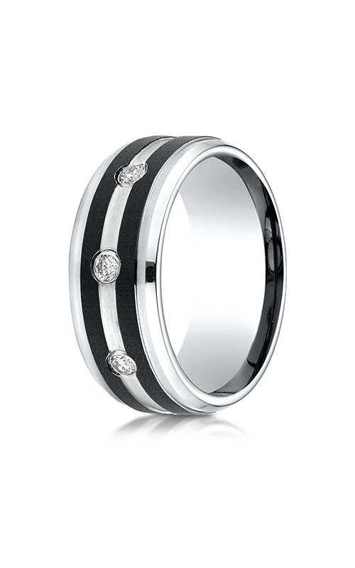 Forge Cobalt Wedding Band CF995623CC product image