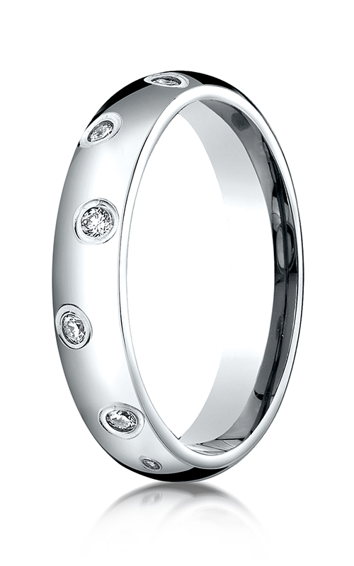 Benchmark Diamond wedding band CF514131PT product image