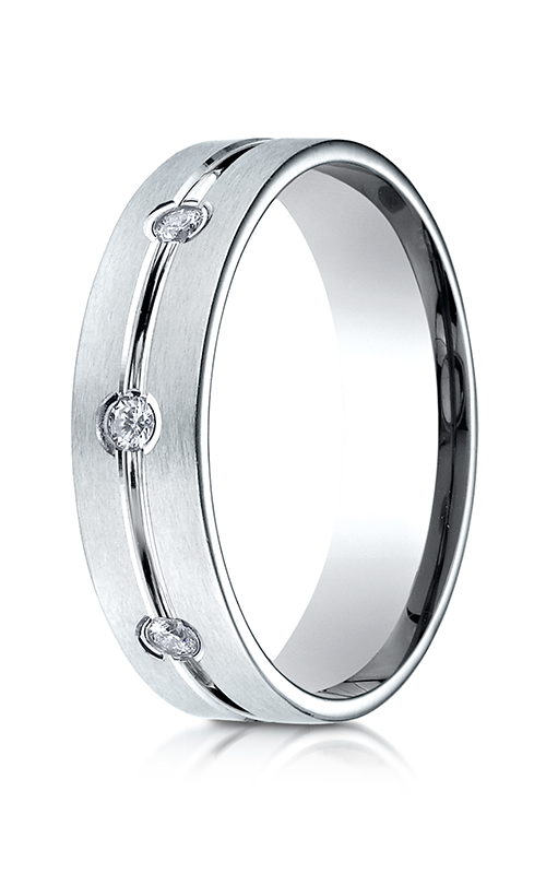 Benchmark Diamond Wedding band CF526128PT product image
