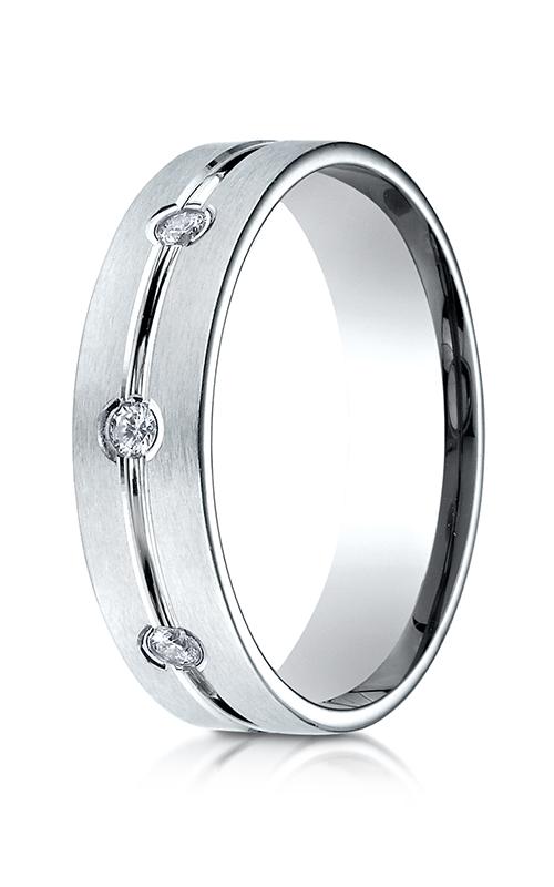 Benchmark Diamond wedding band CF526128PT product image
