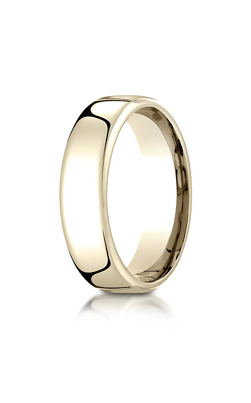 Benchmark European Comfort-Fit wedding band EUCF16518KY product image