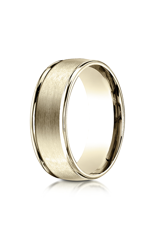 Benchmark Design Wedding Band RECF7802S18KY product image