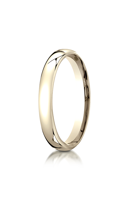 Benchmark European Comfort-Fit wedding band EUCF13510KY product image