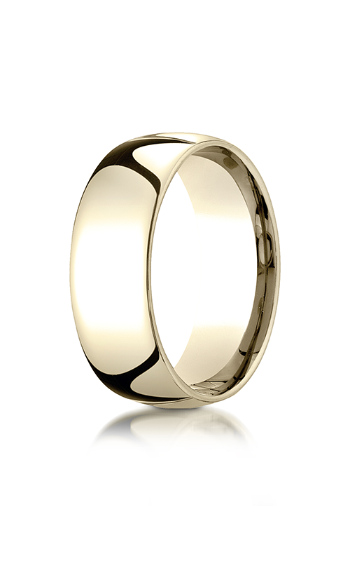 Benchmark Classic Standard Comfort-Fit Wedding Band LCF18010KY product image