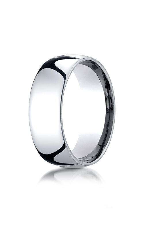 Benchmark Standard Comfort-Fit Wedding band LCF180PT product image