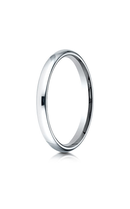 Benchmark Standard Comfort-Fit Wedding band LCF125PT product image