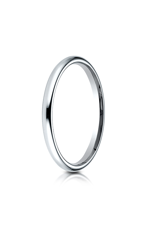 Benchmark Classic Standard Comfort-Fit Wedding Band LCF120PT product image