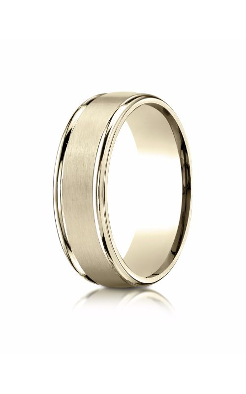 Benchmark Design wedding band RECF7702S10KY product image
