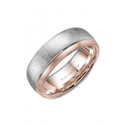 Bleu Royale Wedding Band RYL-007WR75 product image