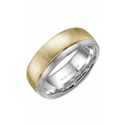 Bleu Royale Wedding Band RYL-007YW75 product image