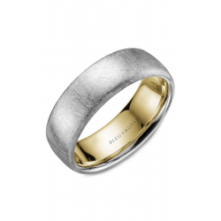 Bleu Royale Wedding Band RYL-009WY75 product image