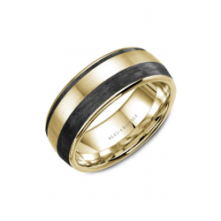 Bleu Royale Wedding Band RYL-014YB85 product image