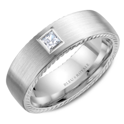 Bleu Royale Wedding Band RYL-021WD65 product image