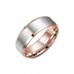 Bleu Royale Wedding Band RYL-023WR75 product image