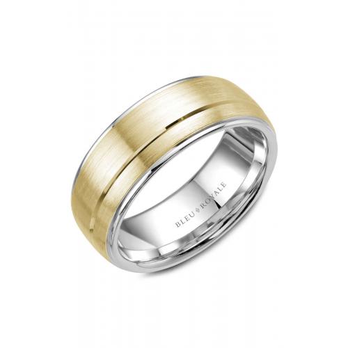 Bleu Royale Wedding band RYL-002YW85 product image