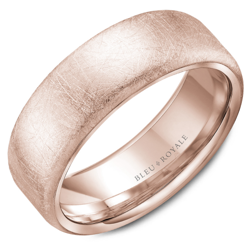 Bleu Royale Wedding band RYL-010R75DB product image